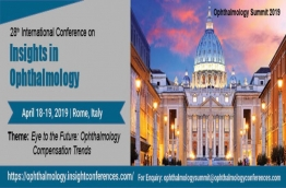Ophthalmology Conference Website